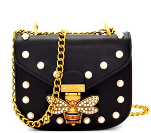 Bee-N-Vious Shoulder Bag