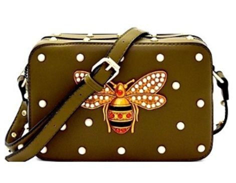 Bee-Cause Crossbody Bag