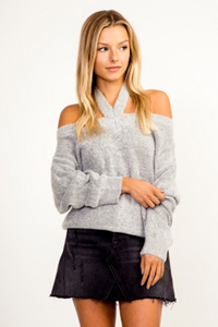Halter Sweater