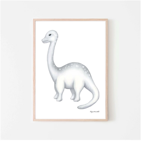 Brontosaurus Brodie - Roarsome Collection