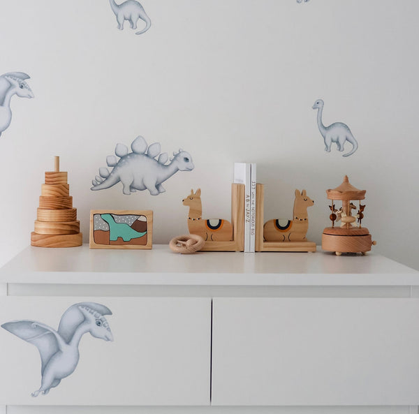 Roarsome Dino Wall Decals - Mini Mixed Set - 22 pack