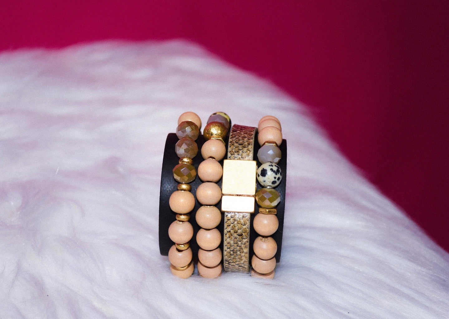 The Stacked Bracelet