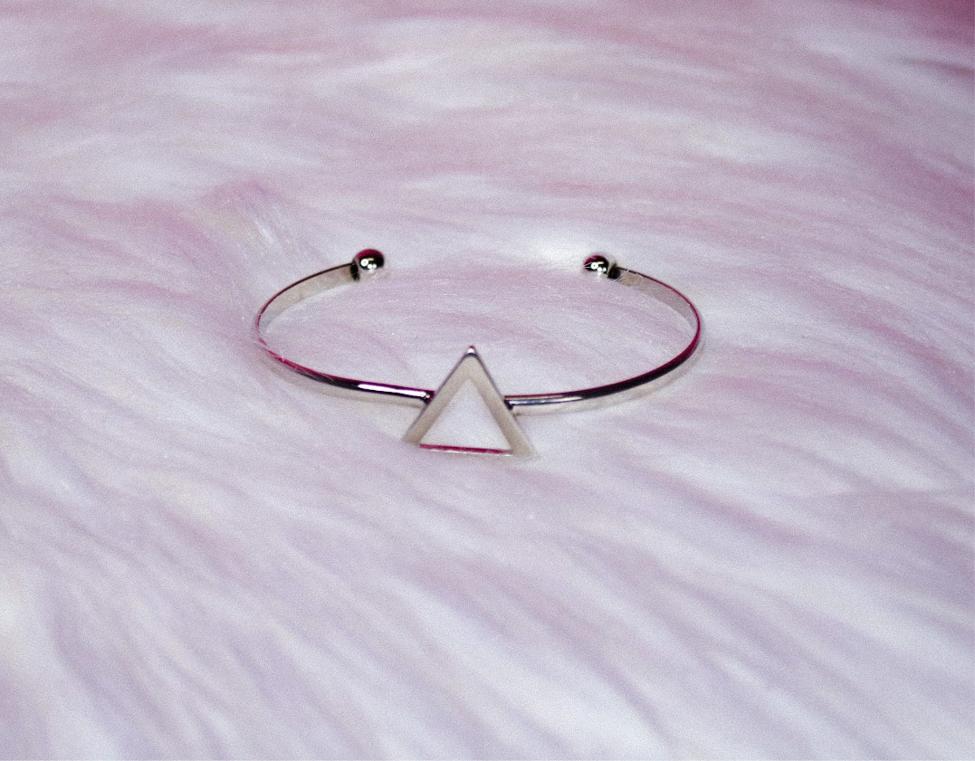 "The ""Triangle"" Bracelet"