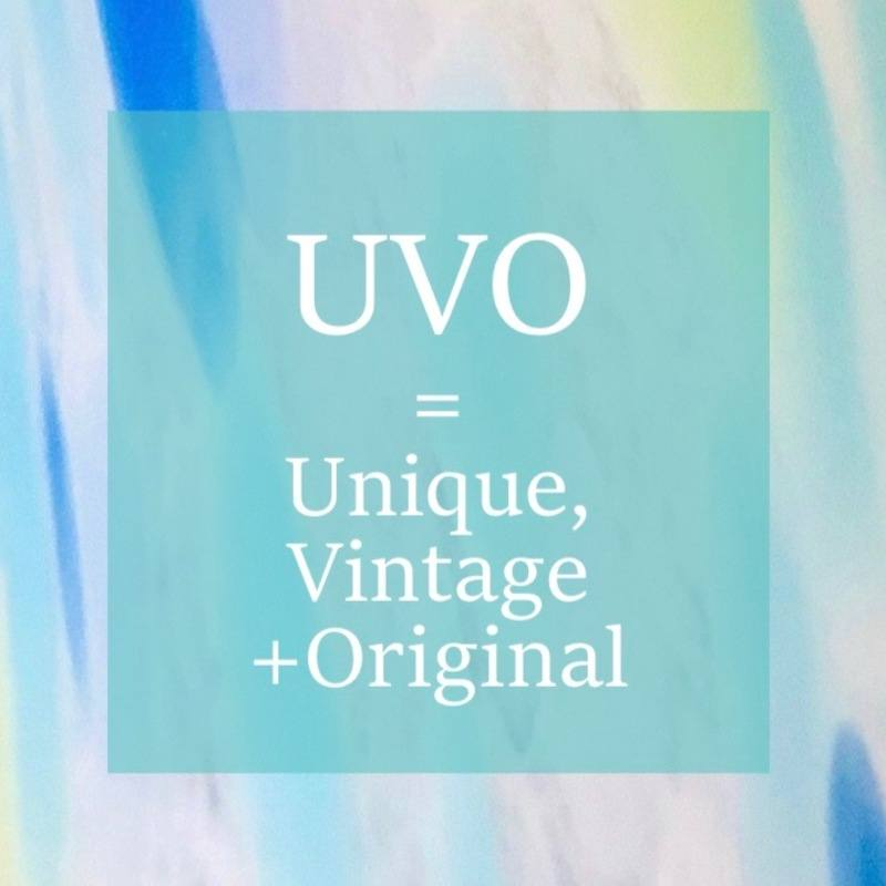UVO = Unique, Vintage and Original - PORCH