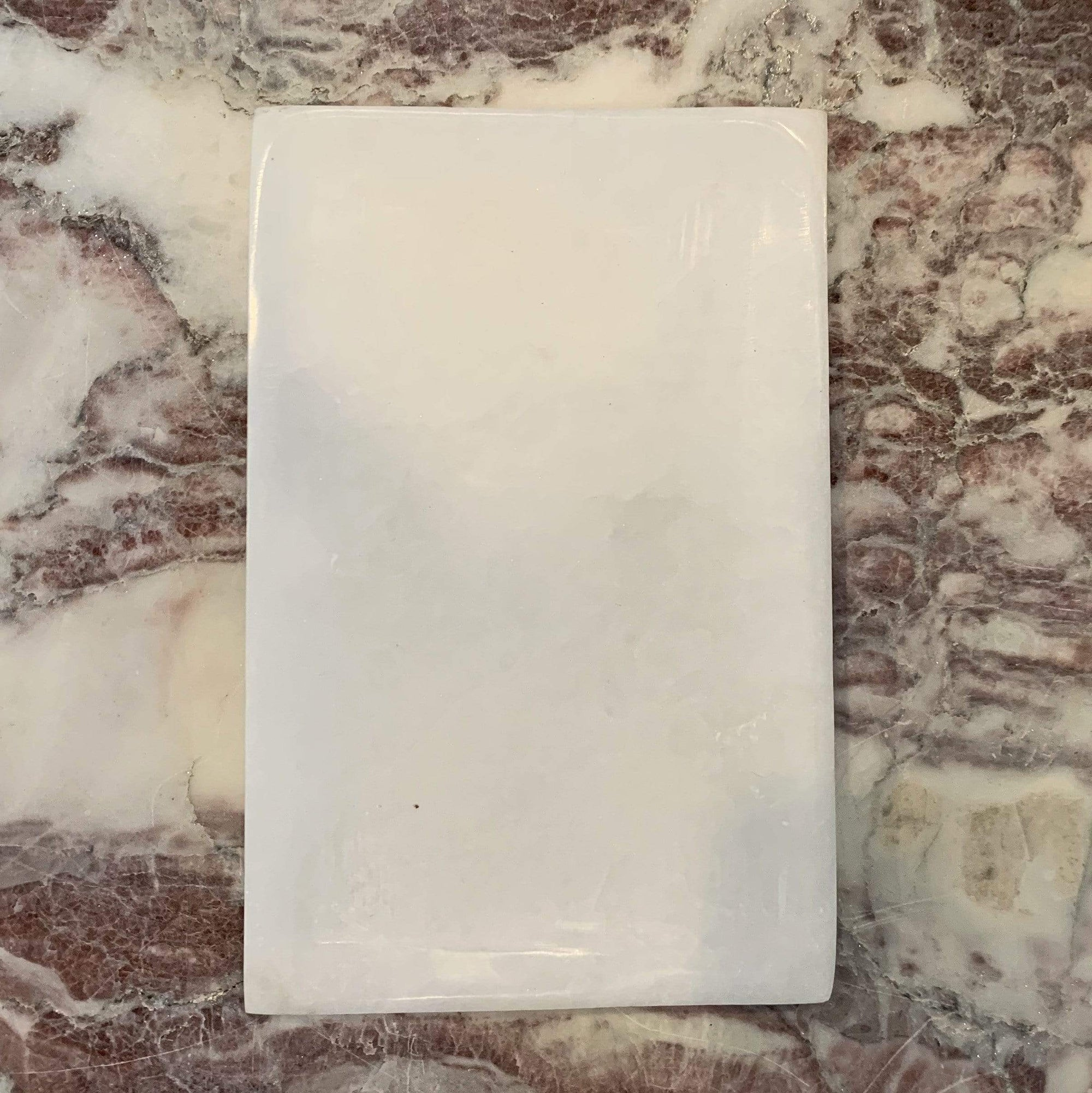 Alabaster Rectangle Dish - PORCH
