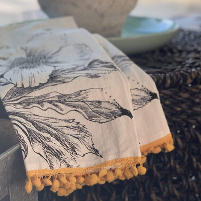 Bee Dish Towel - PORCH