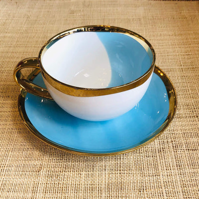 Dauville Cup and Saucer - PORCH