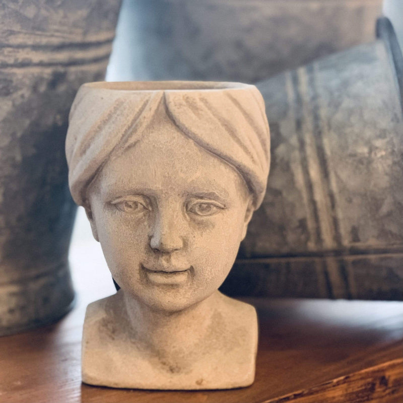 Female Bust Planter - PORCH