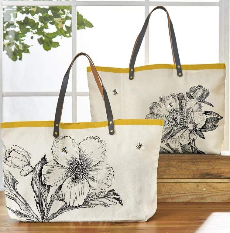 Honey Bee Tote Bag - PORCH