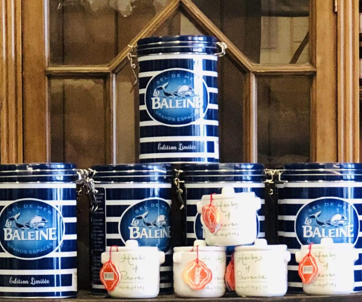 La Baleine Salt Limited Edition - PORCH