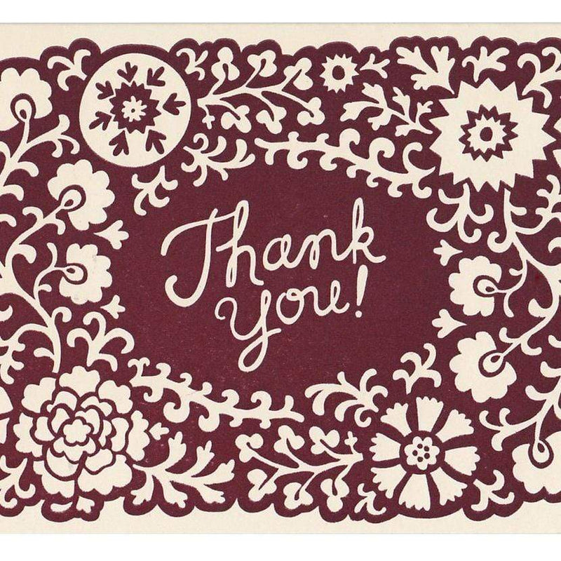 M&E Opulent Thank You Card - PORCH