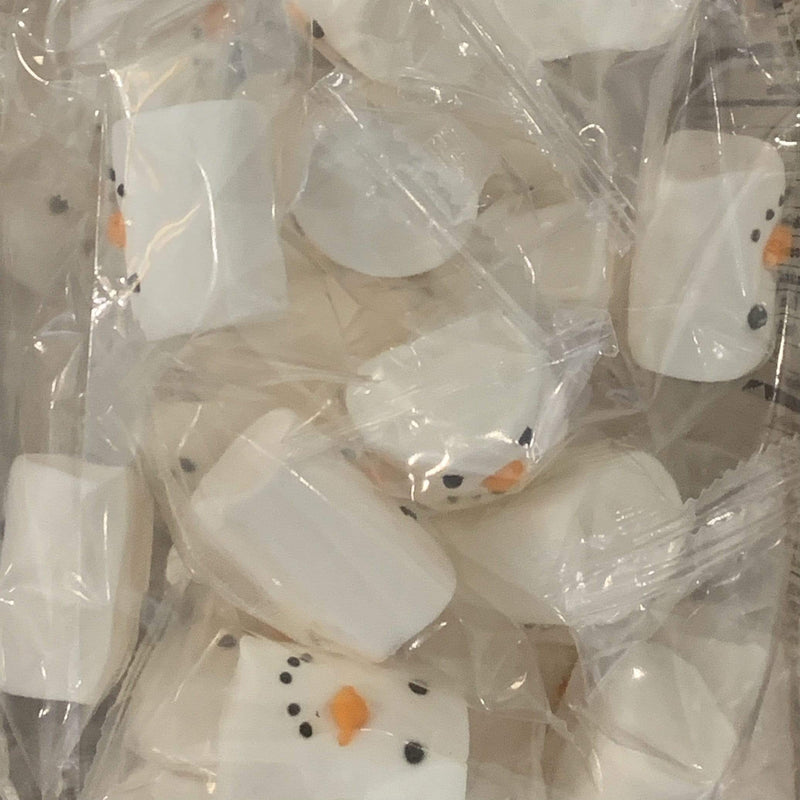 Marshmallow Snowman Candy - PORCH