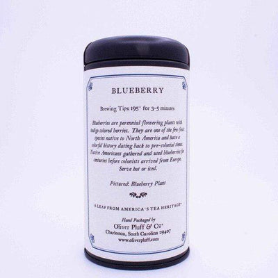 Oliver Pluff & Co. Loose Tea - Blueberry - PORCH