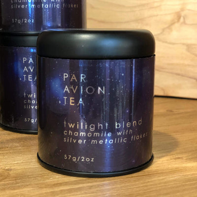 Par Avion Twilight Blend Glitter Tea - PORCH