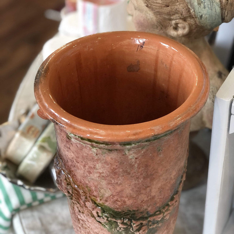 Petit French Pottery Vase - PORCH