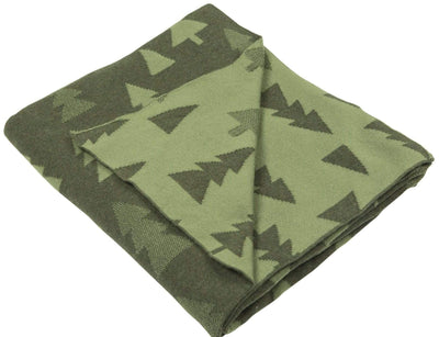 Pine Tree Throw - PORCH
