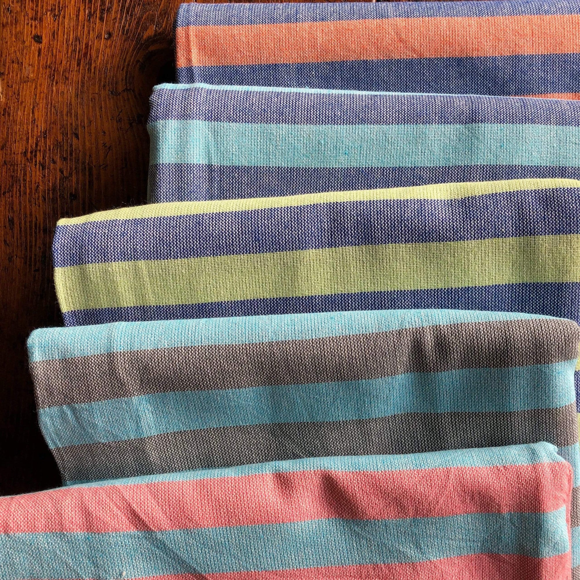 Purity Bold Stripe Turkish Towel - PORCH