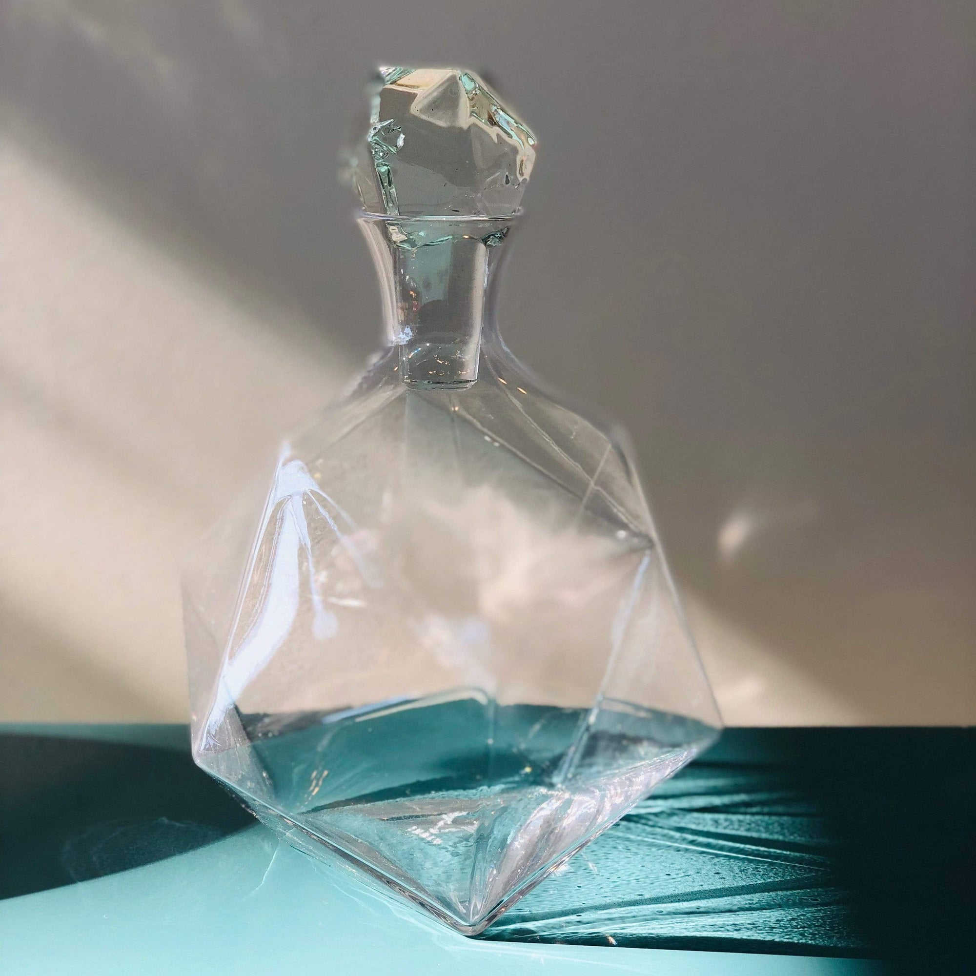 Raye Crystal Decanter - PORCH