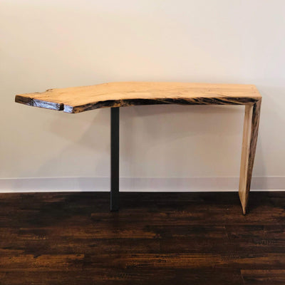 Spalted Maple Console Table by N.E.A.L. - PORCH