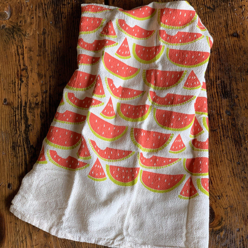 Watermelon Tea Towel - PORCH