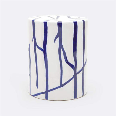 Willow Ceramic Stool - PORCH