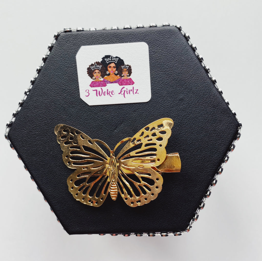 Butterfly Hairpin Hair Clip