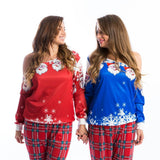 Customized Christmas Ugly Women Sweaters - Bridesmaid's World
