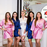 Halloween Gown Robe - Bridesmaid's World
