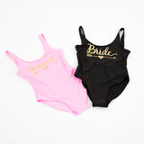 Bridesmaid One Piece Swimsuit - Bridesmaid's World
