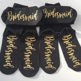 Bridesmaid Customized socks