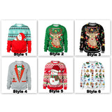 Unisex Ugly Sweaters - Bridesmaid's World