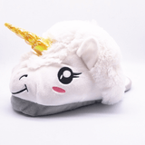 Kids Cute Unicorn Home Slippers - Bridesmaid's World