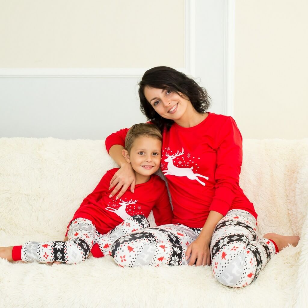 Christmas Personalized Kids Pajamas - Bridesmaid's World