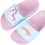 Kids Unicorn Slippers for Girls and Boys - Bridesmaid's World