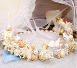 Mermaid Seashells Headband - Bridesmaid's World