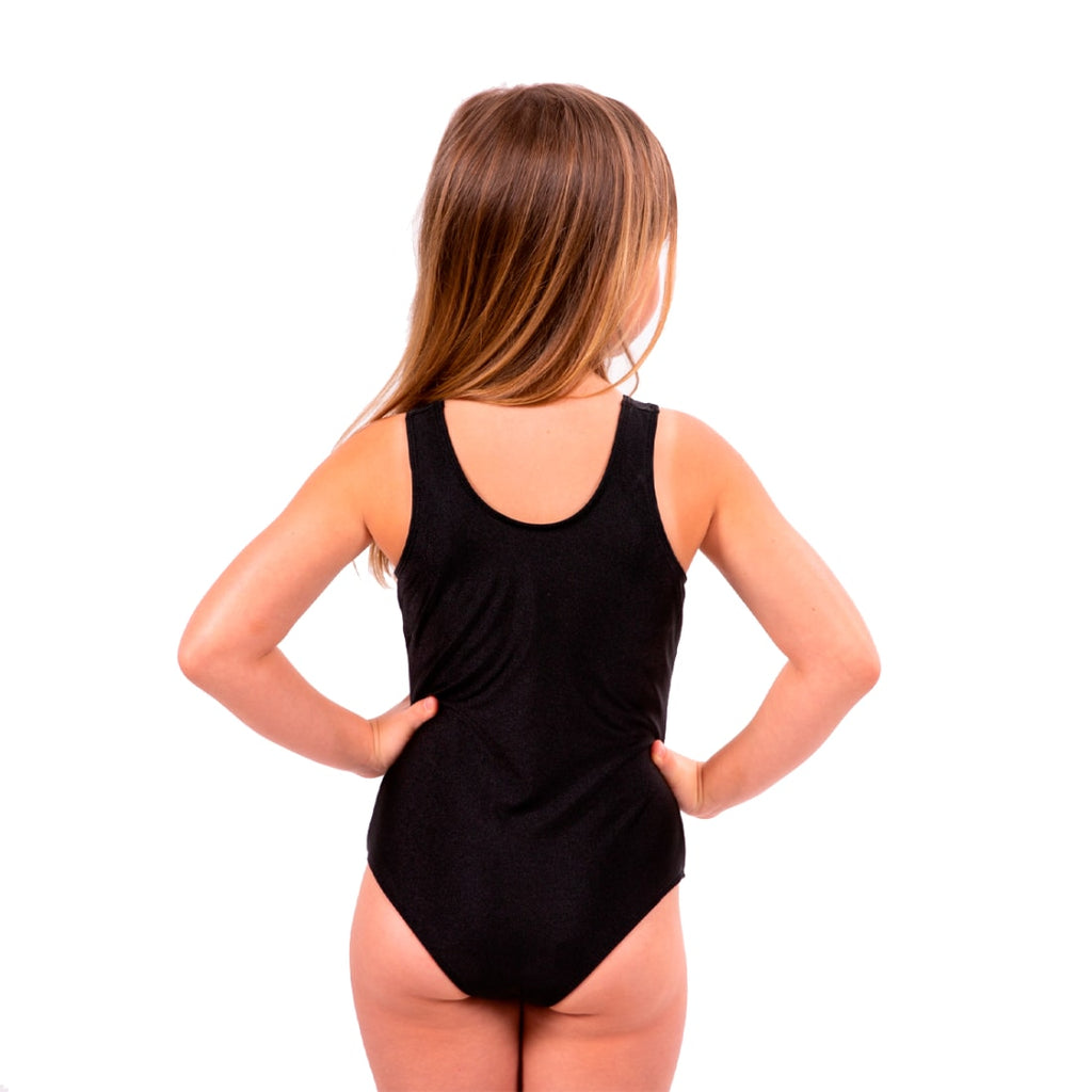 Birthday Squad Custom Kids One Piece Swimsuit