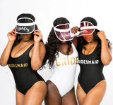 Custom Themed Plastic Sun Visors - Bridesmaid's World