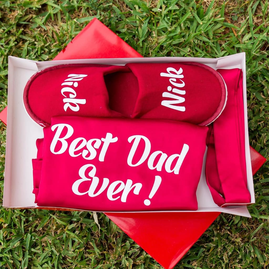 Father's Day Gift Set Box - Bridesmaid's World