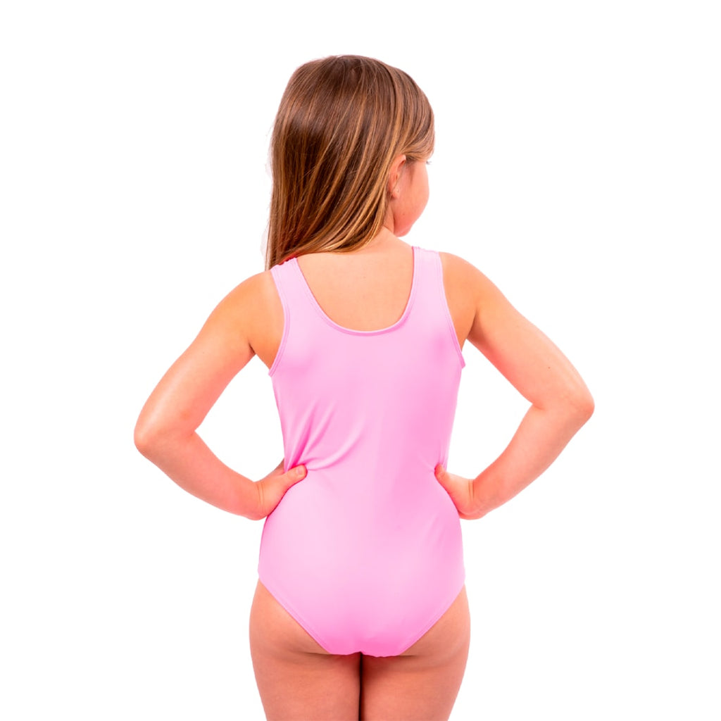Kids Custom One Piece Swimsuit