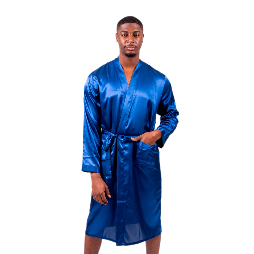 Men's Customized Satin Robes