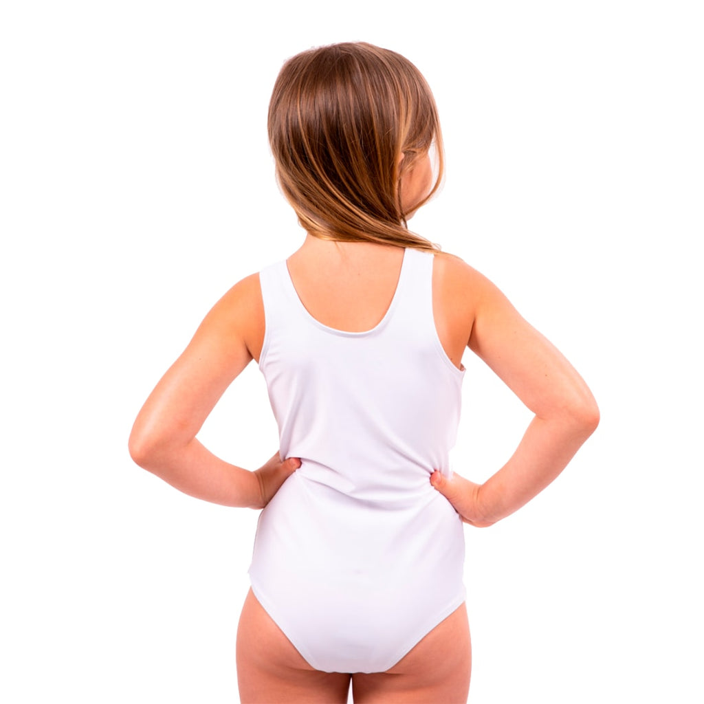 Mini Custom Kids One Piece Swimsuit