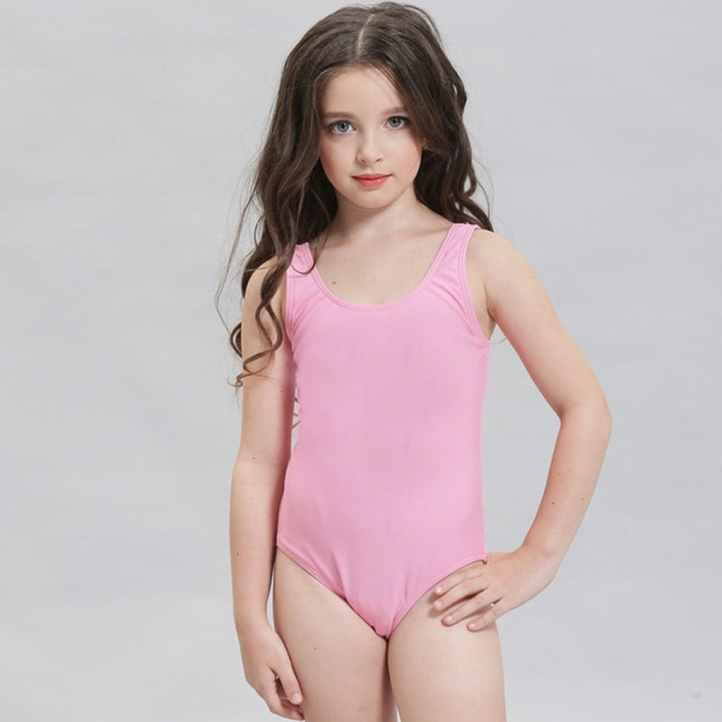 One Piece Kids Swimsuit - Bridesmaid's World