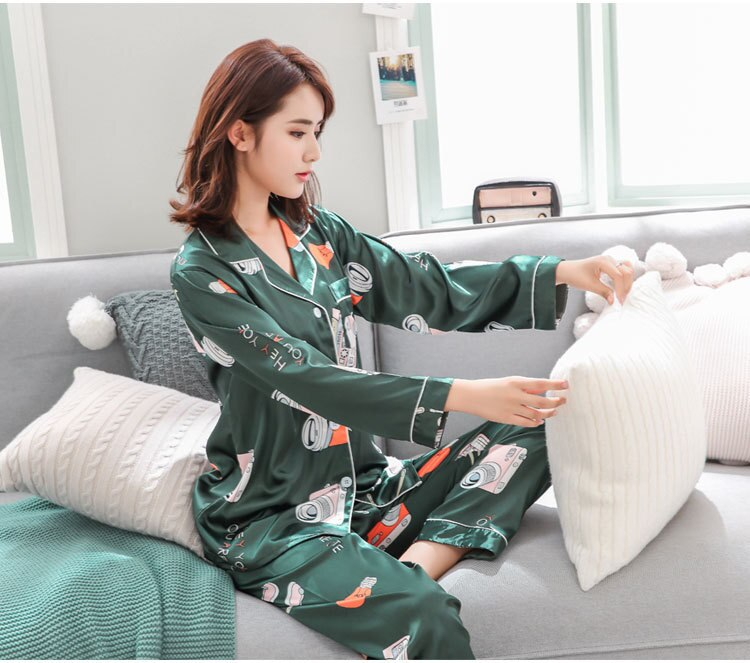 High Quality Lovers Couple Pajama Set
