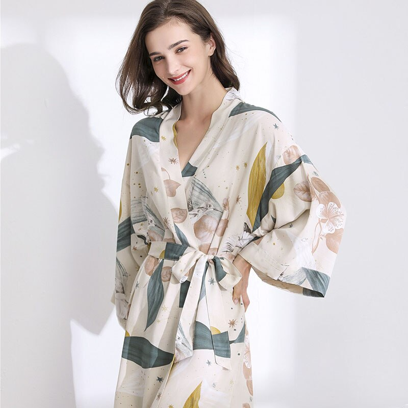 New Sleepwear Sexy Robes