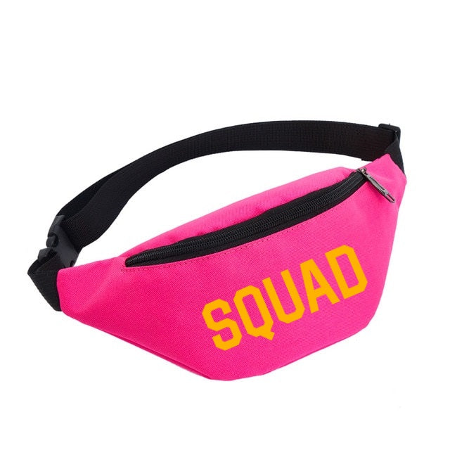 Custom Bride Squad Fanny Packs - Bridesmaid's World