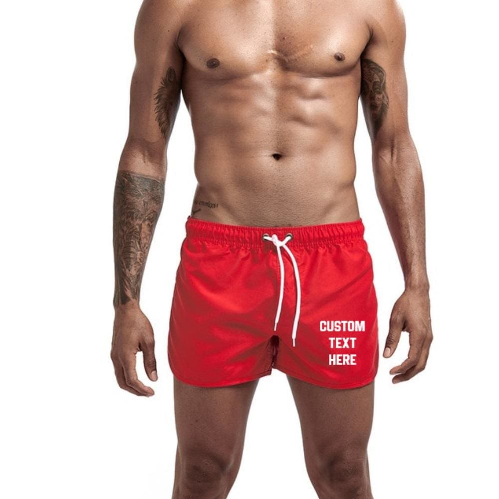 Shorts Quick Dry Swimwear Trunks - Bridesmaid's World