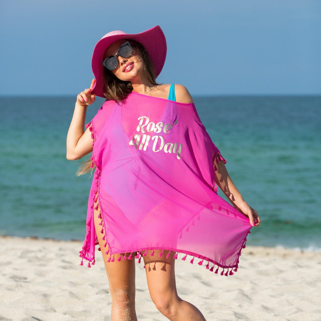 Tassels Cover Ups - Bridesmaid's World