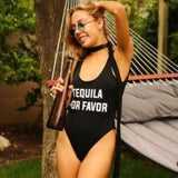 Tequila Por Favor Swimsuit - Bridesmaids World