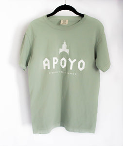 Project Apoyo shirt.