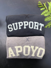 Wear this Project Apoyo Sweatshirt two days in a row!